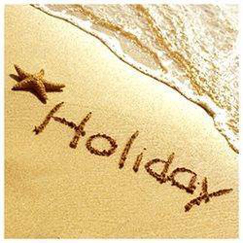 Stresne so tudi priprave na počitnice...
