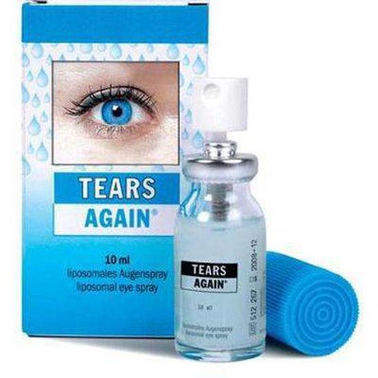Tears again liposomsko pršilo, 10 mL
