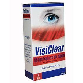 Slika Visiclear kapljice za oko, 15 mL