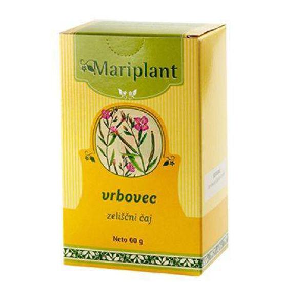 Mariplant vrbovec zeliščni čaj, 60 g
