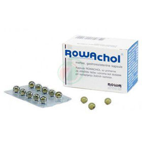 Slika Rowachol, 50 kapsul