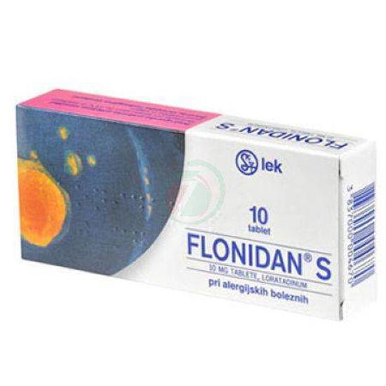 Flonidan S, 10 tablet
