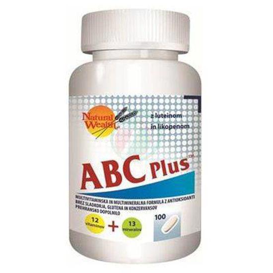 Natural Wealth ABC plus, 100 tablet