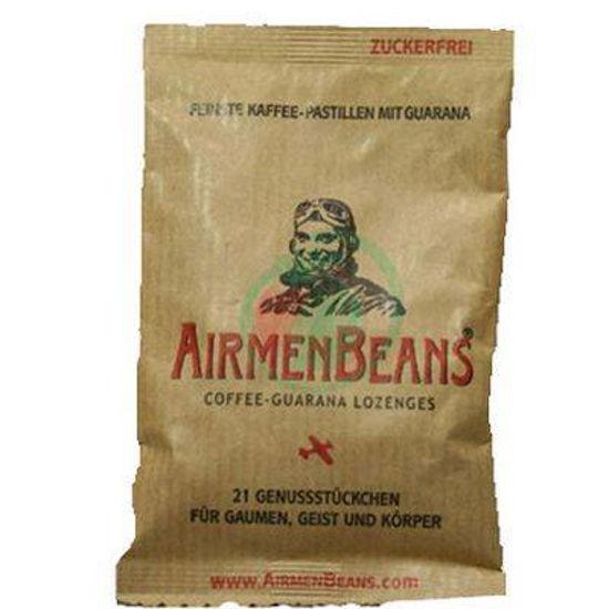Airmenbeans, 21 pastil