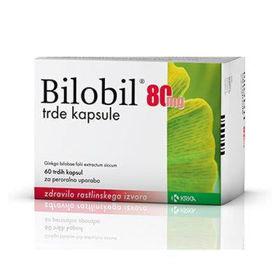Slika Bilobil 80 mg, 60 kapsul