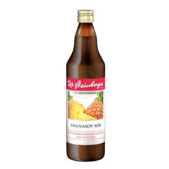 Dr. Steinberger ananasov sok, 750 mL