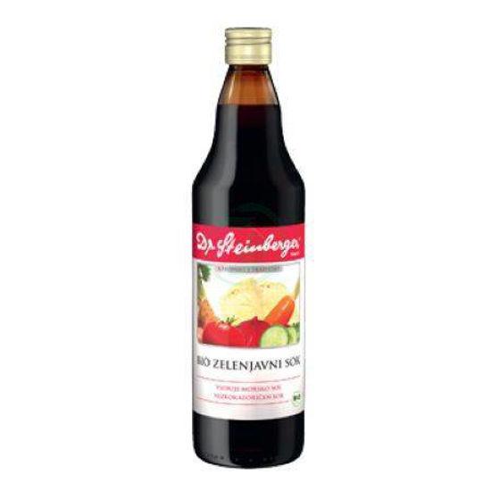 Dr. Steinberger biozelenjavni sok