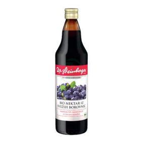 Slika Dr. Steinberger sok iz svežih borovnic, 750 mL