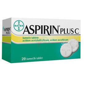 Slika Aspirin plus C, 20 šumečih tablet