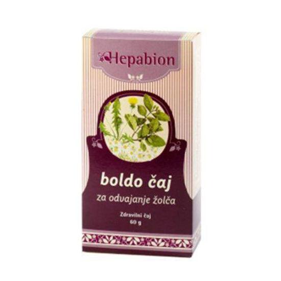 Hepabion boldo čaj, 60 g