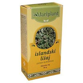 Slika Mariplant čaj islandski lišaj, 50 g