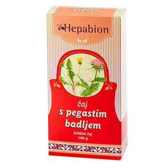Hepabion čaj s pegastim badljem, 100 g
