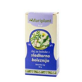 Slika Mariplant čaj za bolnike s sladkorno boleznijo, 60 g
