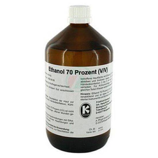 Etanol 70, 80 ali 90 %, 1L