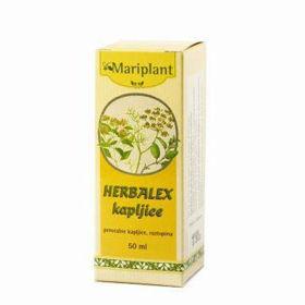 Slika Herbalex kapljice, 50 mL