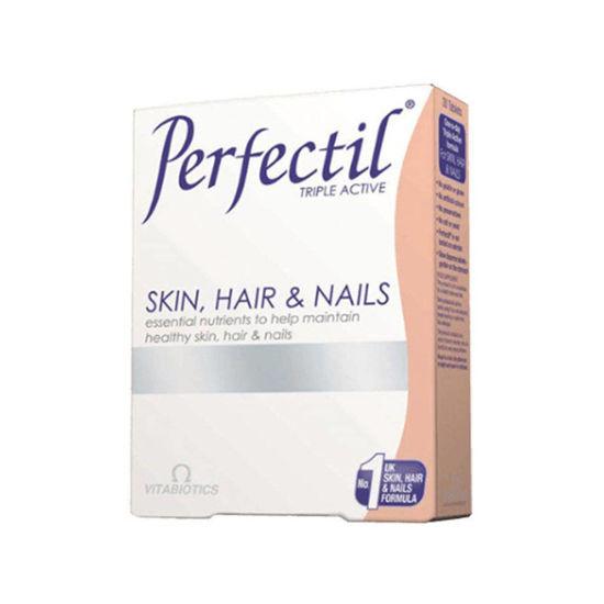 Perfectil Original za kožo, lase in nohte, 30 tablet