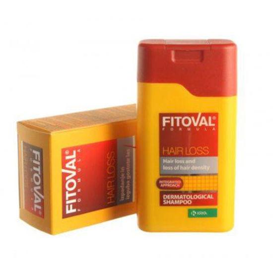 Fitoval dermatološki šampon proti izpadanju las, 100 mL