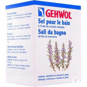 Slika Gehwol kopel za noge - rožmarin, 10x25 g
