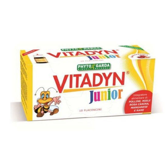 Vitadyn Junior za imunski sistem, 10x10 mL (1+1 GRATIS)