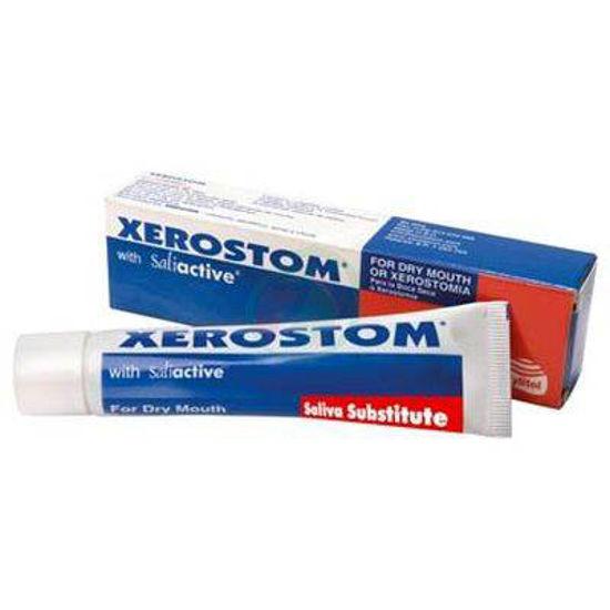 Xerostom nadomestek sline v gelu, 25 mL