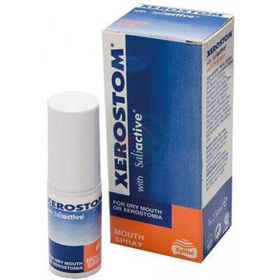 Slika Xerostom sprej za suha usta, 15 mL