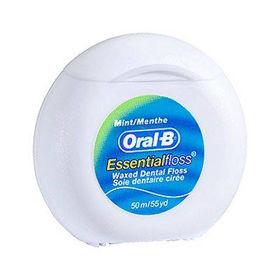 Slika Oral-B Essential Floss zobna nitka (navadna ali mint), 50 m