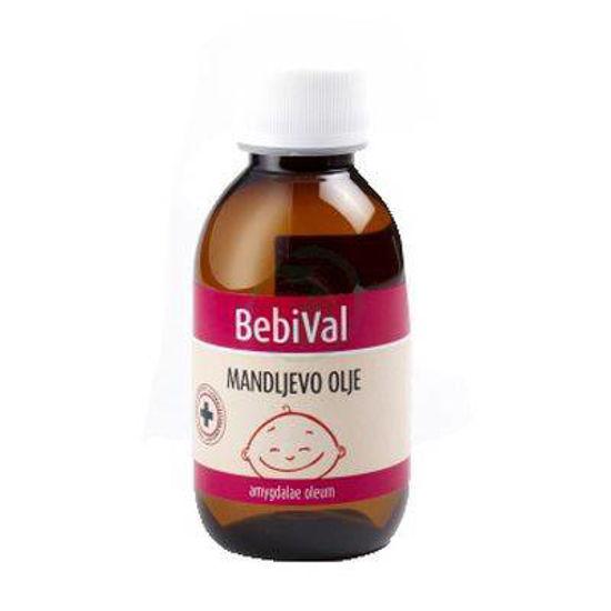 Bebival mandljevo olje, 150 mL