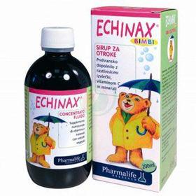 Slika Echinax Fitobimbi sirup, 200 mL