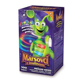 Slika Marsovci multivitamini za otroke + marsovski hrošč, 100 tablet
