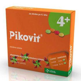 Slika Pikovit 4+, 30 obloženi tablet