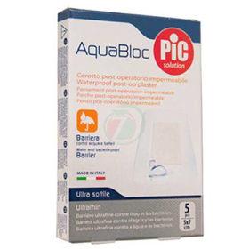 Slika Pic Aquabloc postoperativni obliži 5 x 7 cm, 5 obližev