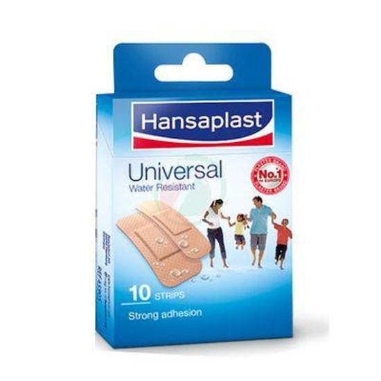 Hansaplast univerzalni obliži, 10 obližev