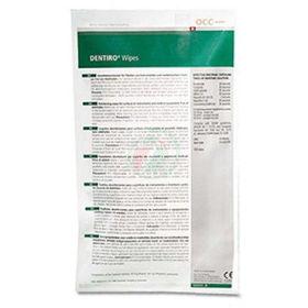 Slika Krpice za dezinfekcijo dentiro - 120 robčkov (refill)