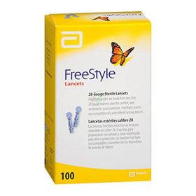 Slika Freestyle 28G sterilne lancete, 50 lancet