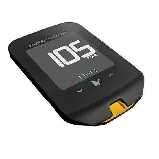 FreeStyle Optium Neo aparat za merjenje glukoze in ketonov v krvi, 1 set