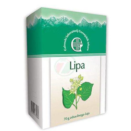 Lipa zdravilni čaj, 40 g