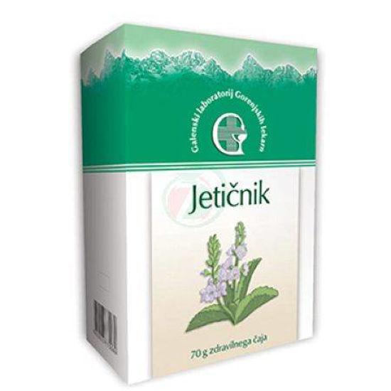 Čaj zdravilnega jetičnika, 70 g