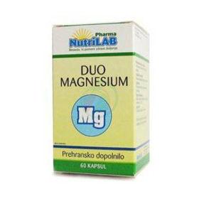 Slika Nutrilab duo magnesium, 60 kapsul