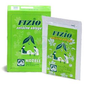 Slika Fizio zeliščna obloga, 1 obloga
