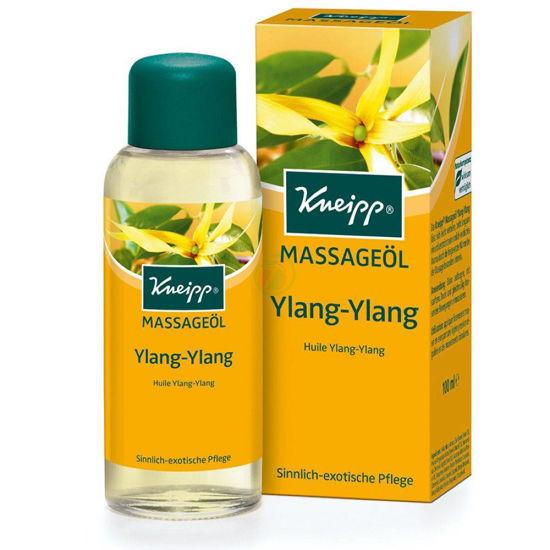 Kneipp masažno olje Ylang Ylang, 100 mL