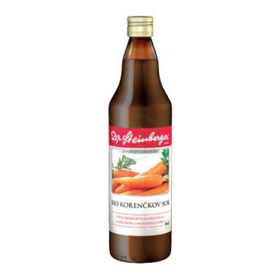 Dr. Steinberger korenčkov sok, 750 mL