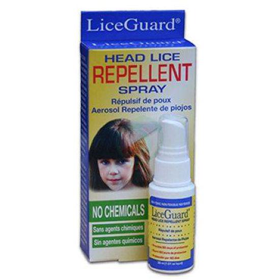 LiceGuard repelent proti ušem, 30 mL