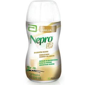 Slika Nepro LP prehrana z malo proteini z okusom vanilije, 220 mL