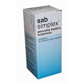 Slika Sab simplex kapljice, 30 mL