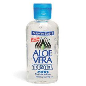 Slika Fruit of the Earth Aloe vera 100% gel, 56 g
