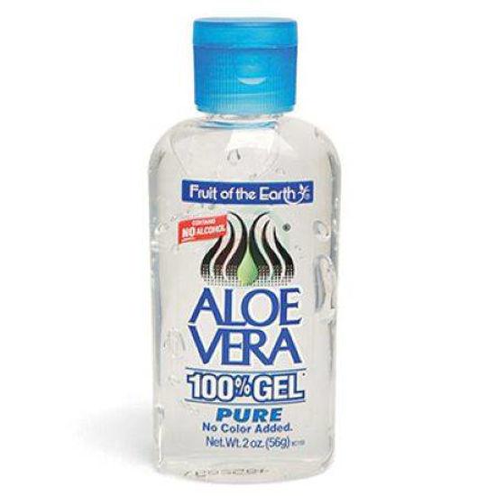 Fruit of the Earth Aloe vera 100% gel, 56 g