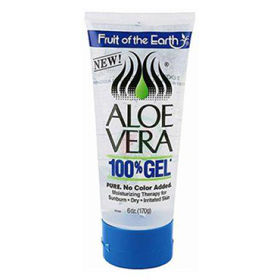 Slika Fruit of the Earth Aloe vera 100% gel, 170 g