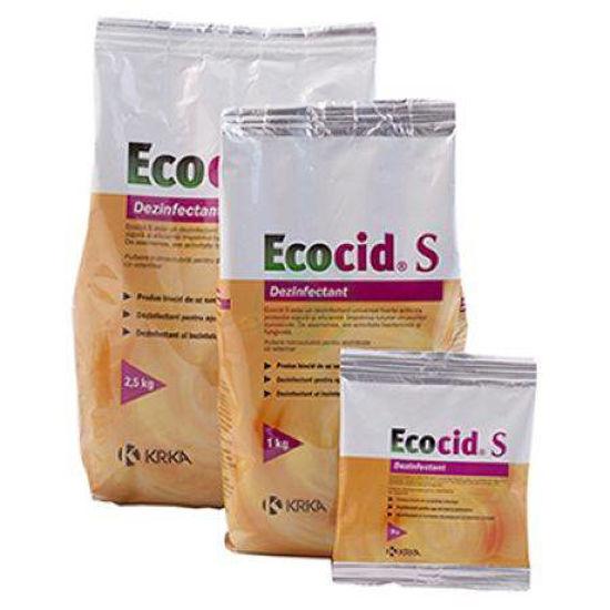 Ecocid S prašek, 50, 1000 ali 2500 g