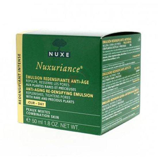 Nuxe Nuxuriance Émulsion Redensifiante Anti-Âge dnevna emulzija proti staranju, 50 mL
