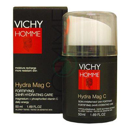 Vichy homme hydra mag C za vsakodnevno vlaženje, 50 mL